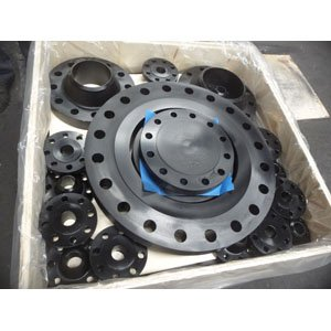 ansi-b16-5-weld-neck-flange-a105-dn300-sch60-pn50